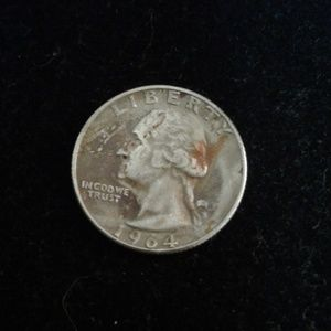 Other - Silver Quarter